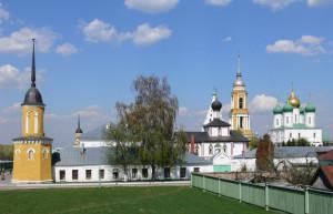 Новоголутвинский женский монастырь