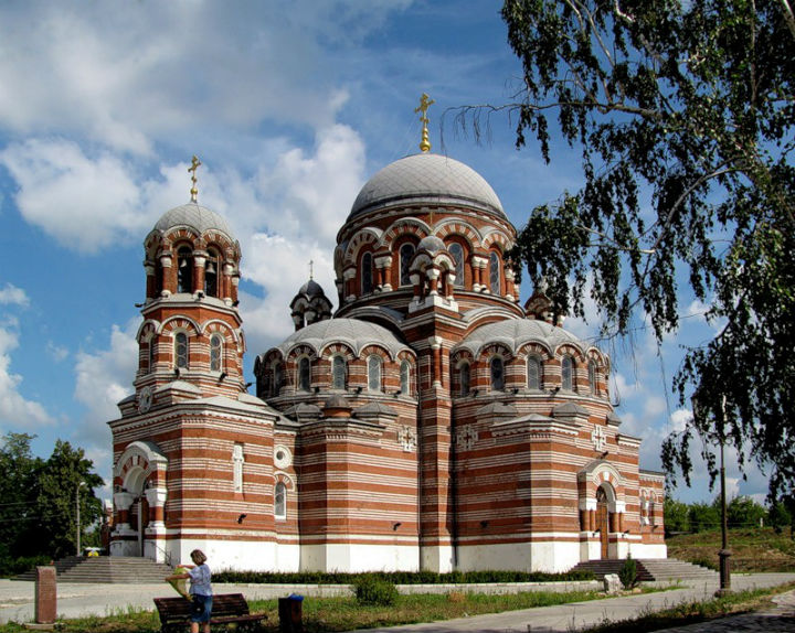 Троицкий храм Коломна